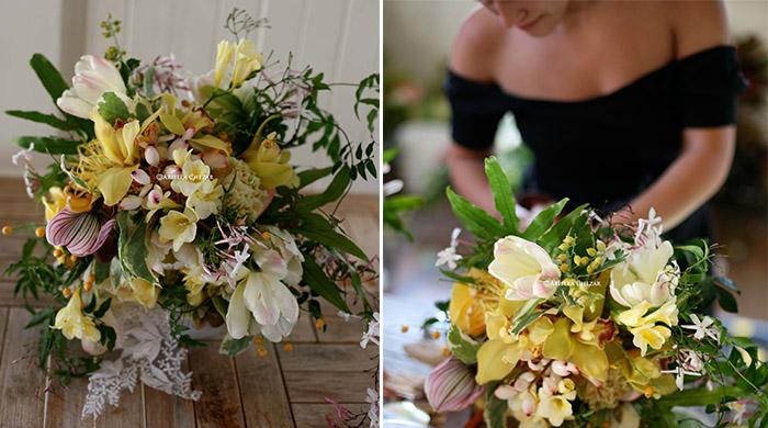 Ariella Chezar At Work Flirty Fleurs The Florist Blog