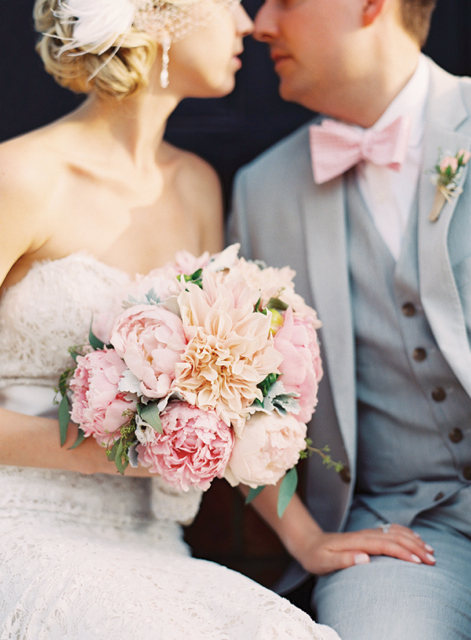 southern-wedding-pink-peony-bouquet