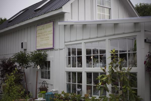 flower shop building