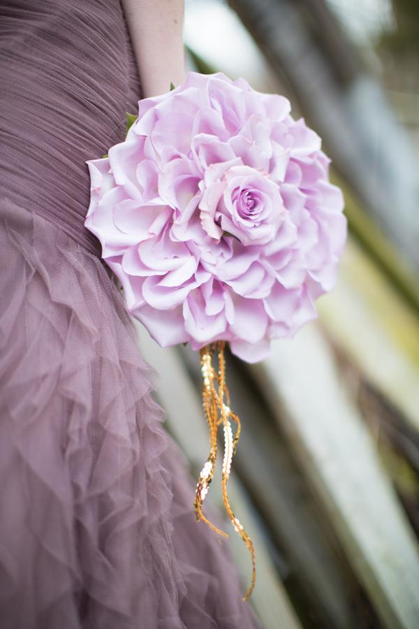 composite rose bouquet