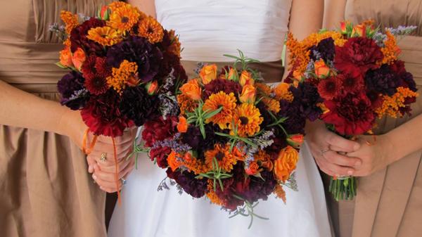 Designed by Garden Gate Florals