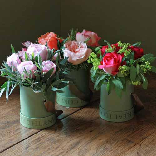 petite flower arrangements