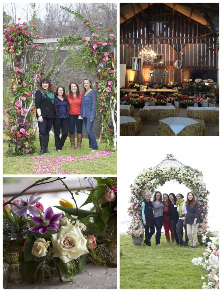 Santa Barbara Flower Workshops