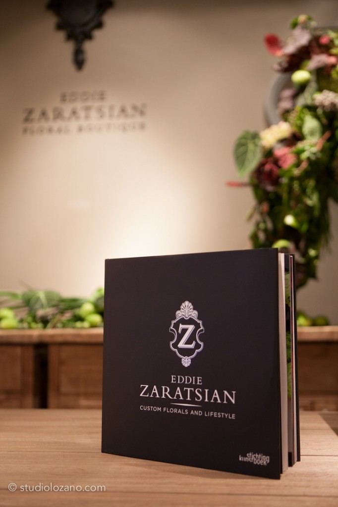 Eddie Zaratsian Custom Florals And Lifetstyle Book Flirty
