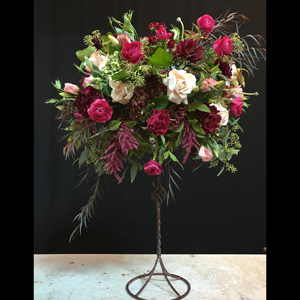 Seattle Washington Floral Design Class with Flirty Fleurs