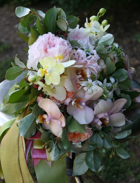 Elaeagnus Foliage (Bouquet by White Magnolia Designs)