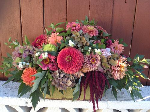 Bella Fiori Fresh picked floral arrangement