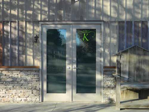 Floral Studio Entrance