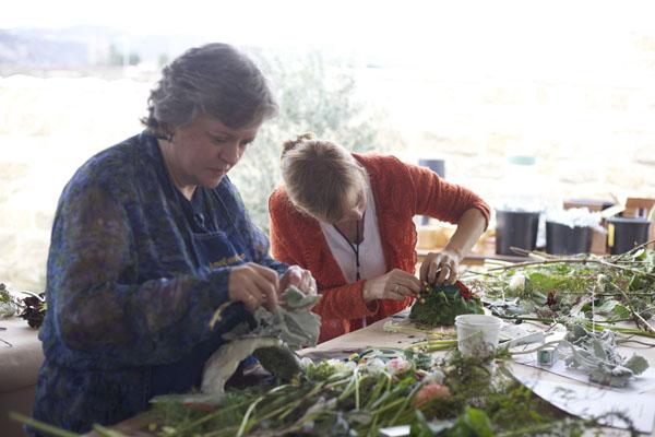 Colorado Florists Amy and Ria