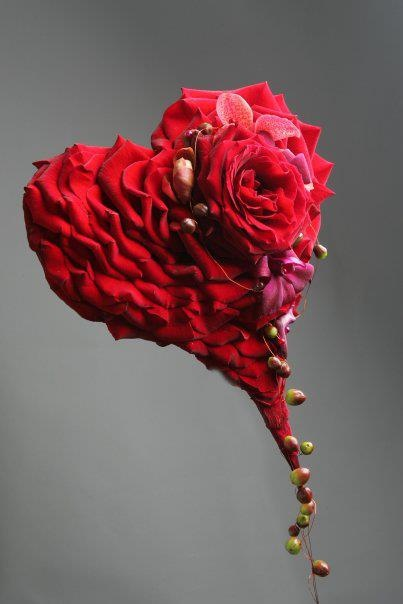 Fleur Friday – Happy Valentine's Day!