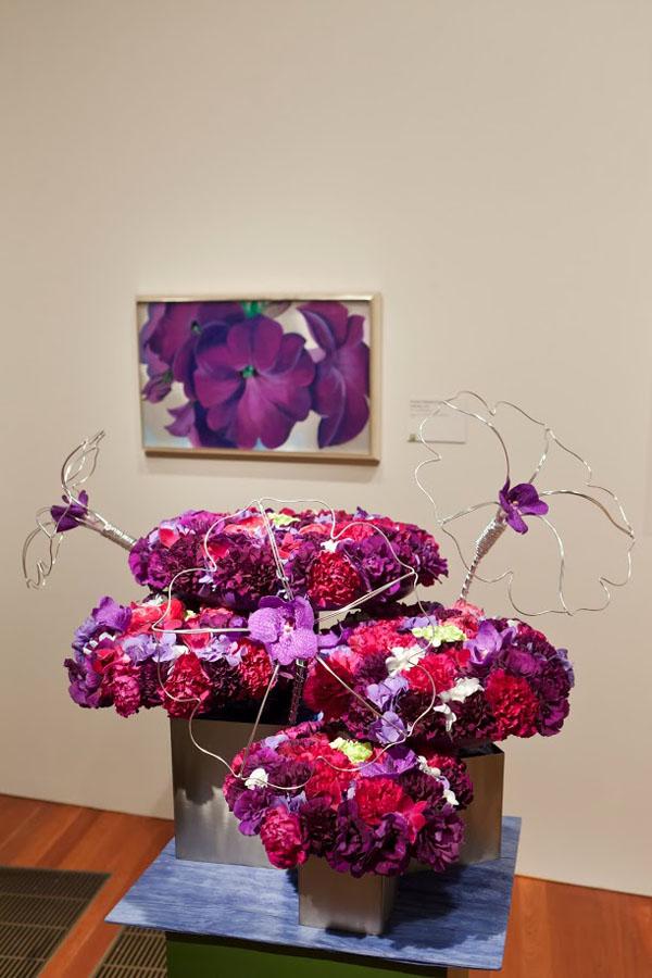 Bouquets To Art 2014 – San Francisco, California