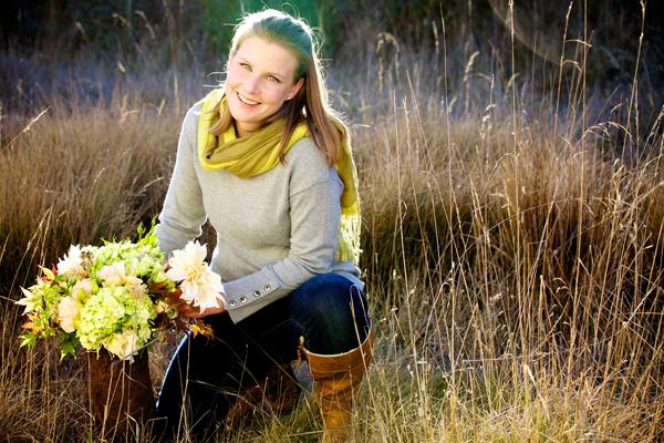 Green Bouquet Floral Design; Jen Brant