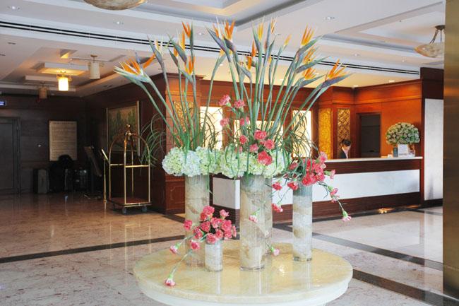 Hai hotel HoChiMinhCity Vietnam