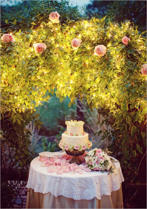 Bella Fiori, Intricate Icings, Jared Wilson Photography, Wedding cake decorated with sweet heart roses and stock florets