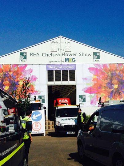 RHS Chelsea Flower Show, London!