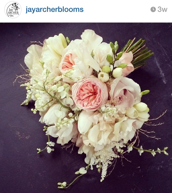 Jay Archer Floral Design on Instagram