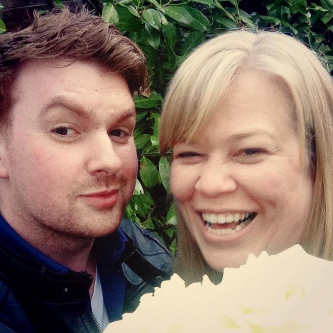 Joseph Massie and Alicia Schwede, England 2014