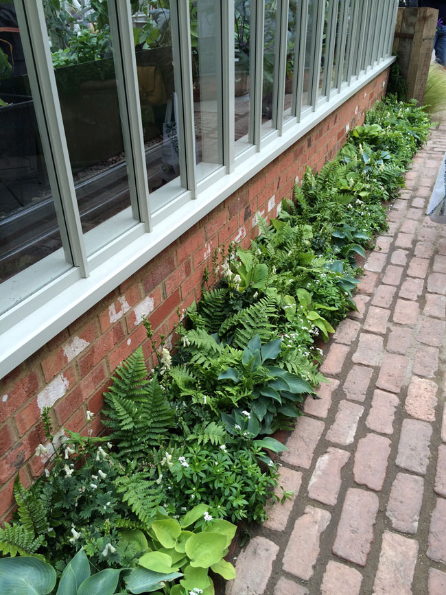 RHS Chelsea Flower Show - Greenhouse