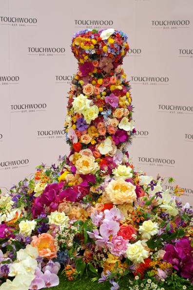 Joseph Massie Floral Dress 2014