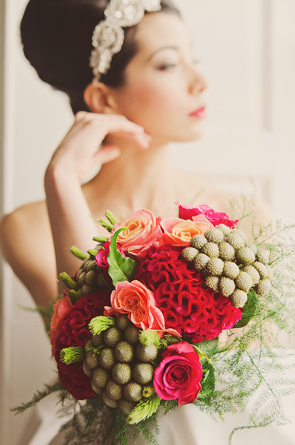 LOVE Letters by Paeony Floral Design, England