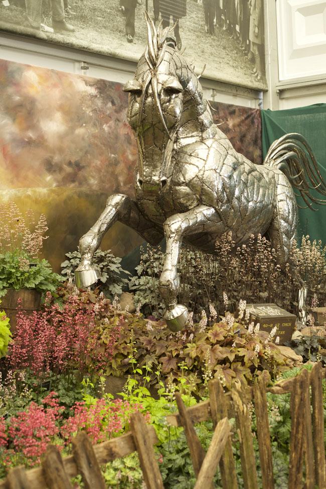 RHS Chelsea Flower Show - Heuchera