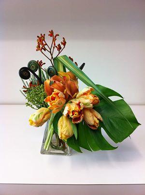 Ellen Seagraves - Chic Florals