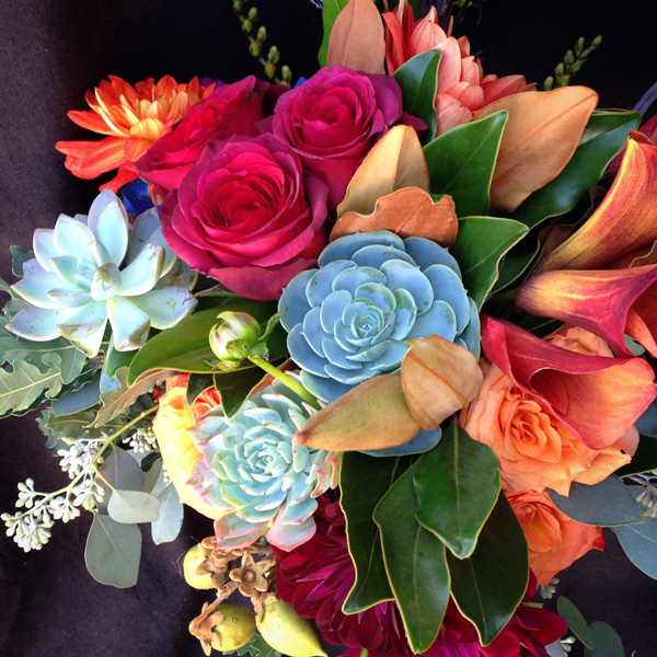 Passion Flowers Design