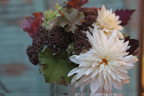 Chic Floral Designs by Ellen Seagraves - Cafe Au Lait Dahlia