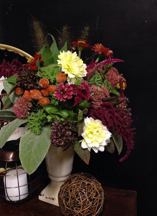 Fleurie - Fall Floral Design