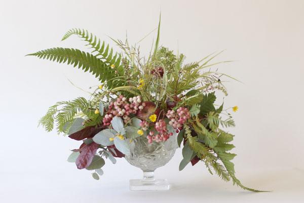 Flora Organica Designs - Fall Foraged Arrangements