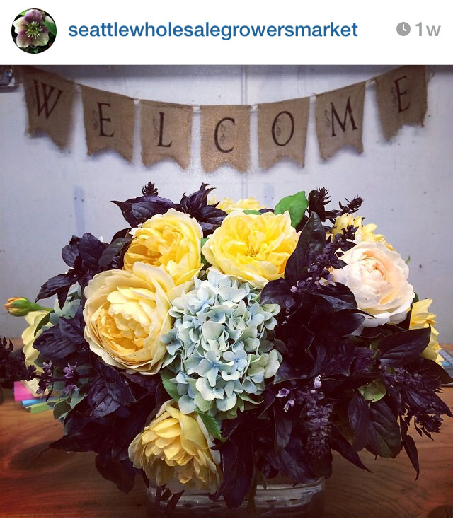 Seattle Wholesale Growers Market on instagram