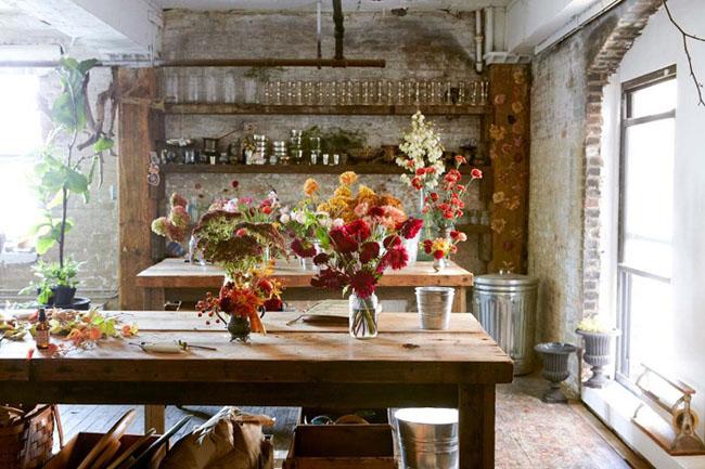 Flower Shop Interiors Flirty Fleurs The Florist Blog Inspiration