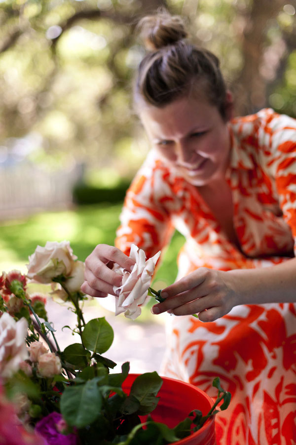 Carly Blair of Margot Blair Floral