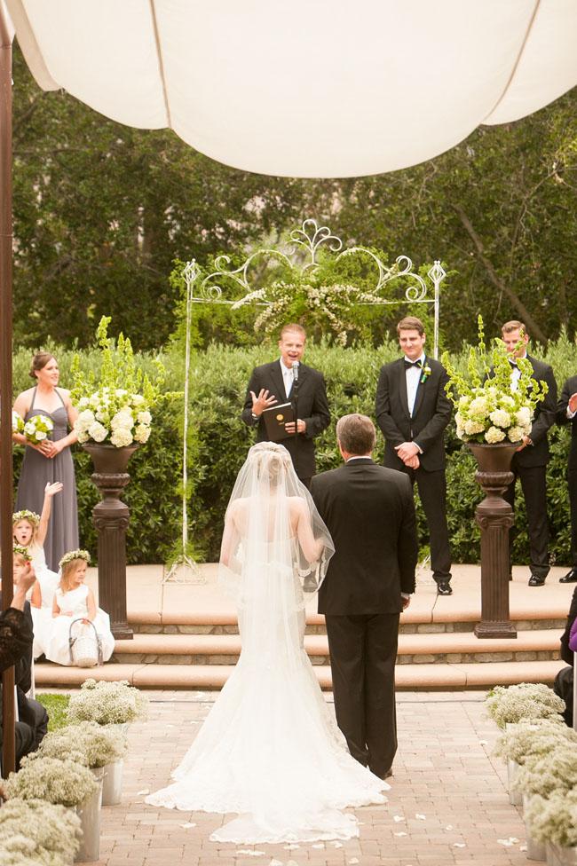 The English Garden LA - Ceremony Decor