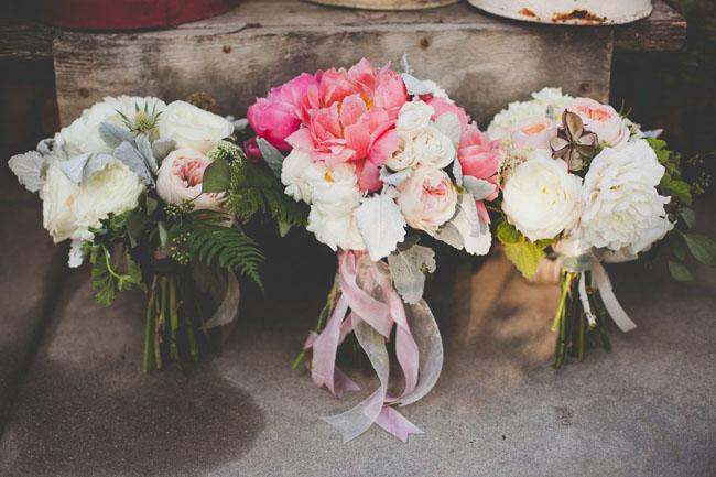 Jenn Sanchez Bridal bouquets