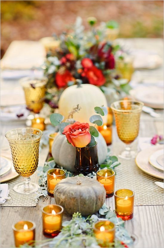 Parsonage Events Fall Floral Designs