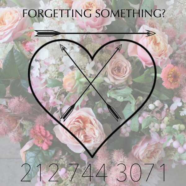 Sachi Rose Floral Design - Valentine's Flowers