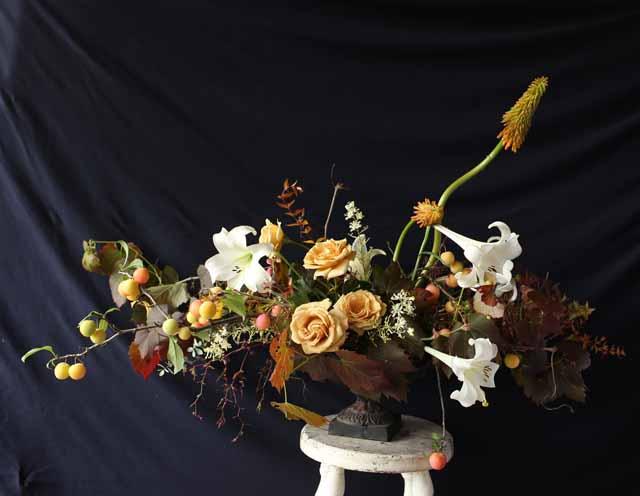 Jardine Botanic   Flower Arrangement