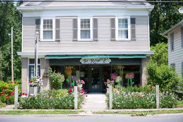 The Rosery, Hudson, New York