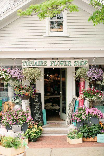 Cute Flower Shops | Flirty Fleurs The Florist Blog