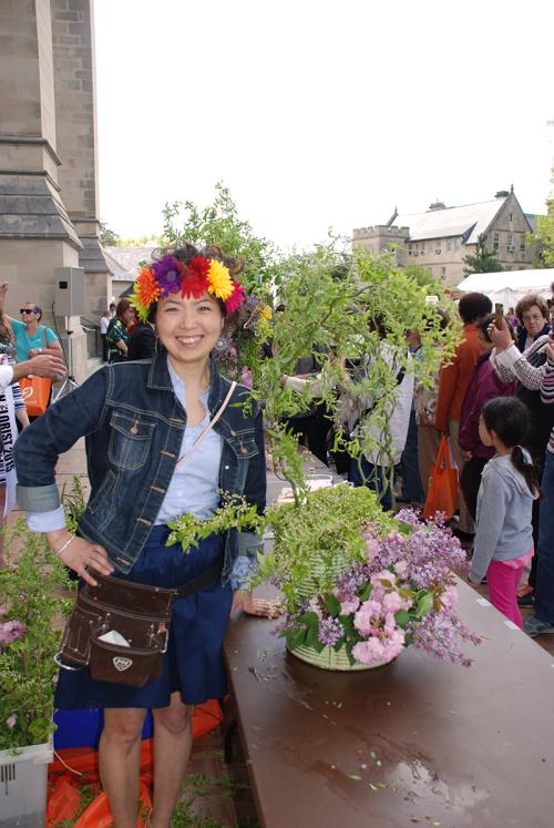 Jeanne Ha, Park Florist