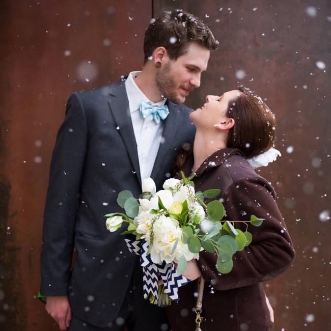 Mandy of MJM Designs - Bridal bouquet