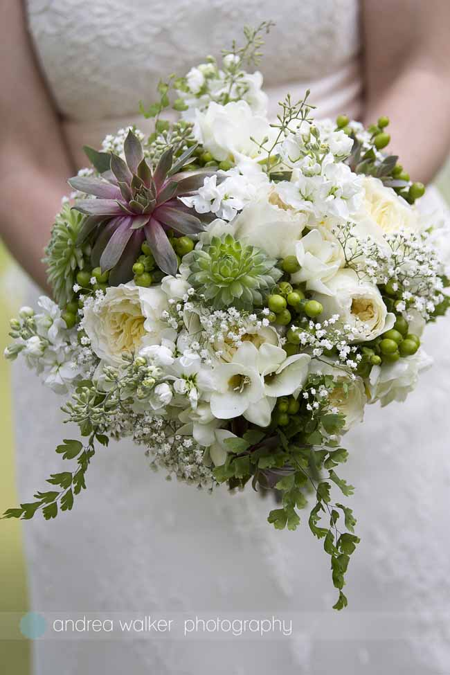 Niche Events, British Columbia, Bridal Bouquet
