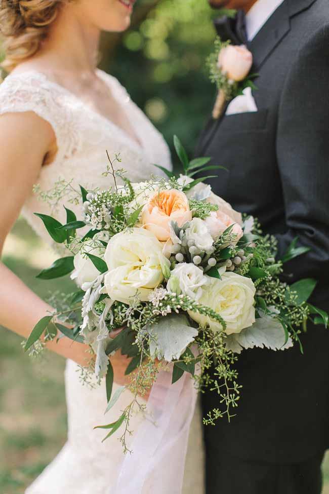 Niche Events, British Columbia, Bridal Bouquet