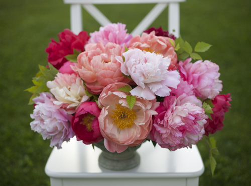 Bella Fiori - Floral Design with all Peonies