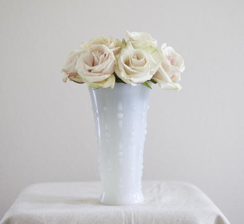 Shop 7 Milk Glass Vase Flirty Fleurs The Florist Blog