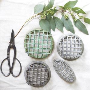 Dazey, Metal Cages, Flower Frogs, Mechanics for Floral Design