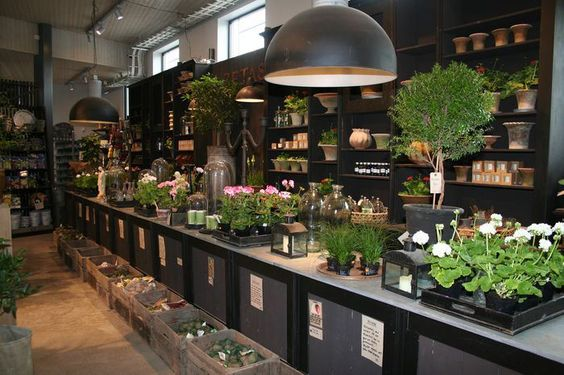 Flower shops flirty fleurs the florist blog inspiration for floral designers - Garden decor stores ...