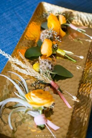 Florenta Floral Design - boutonnieres