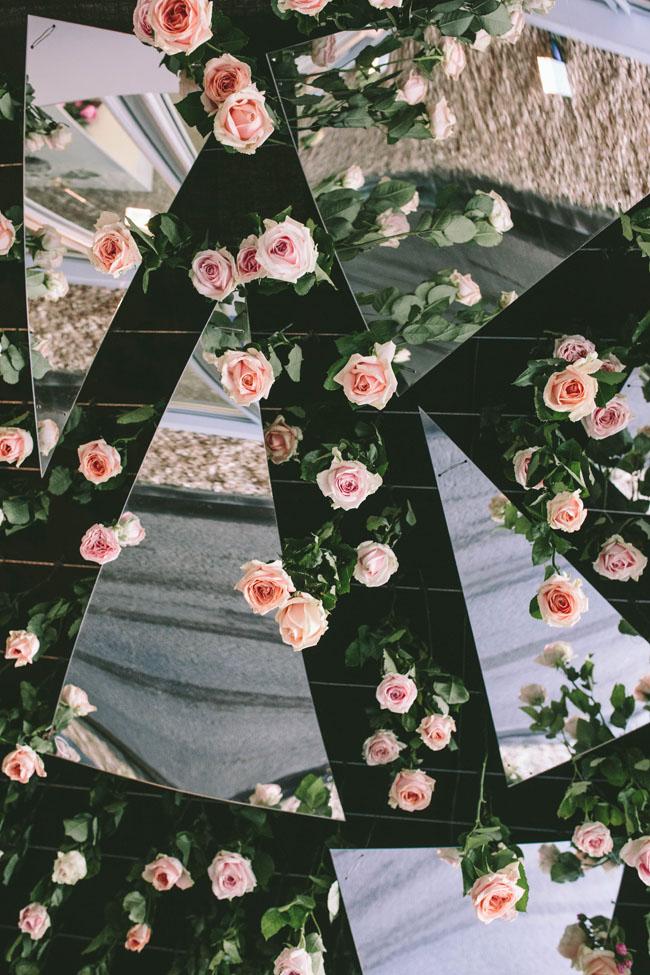 Joseph Massie's 'Rosa' exhibit at Chelsea Flower Show